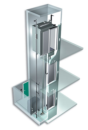 CE Center - New Elevator Technology: The Machine Room-Less