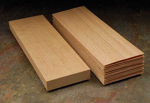 CE Center - Real Wood Veneer: The Sustainable, High-quality Product ...