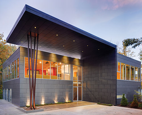Exterior Metal Wall Panels ce center -