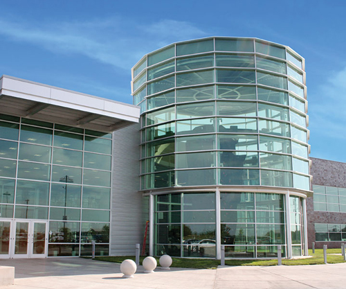 CE CENTER - High-Performance Glazing Systems