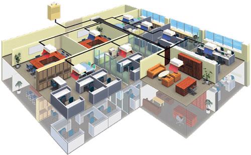 Ce Center Cool Vrf Technology