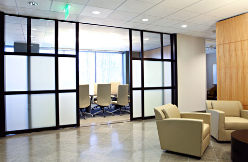 Commercial Interior Sliding Glass Doors ce center -