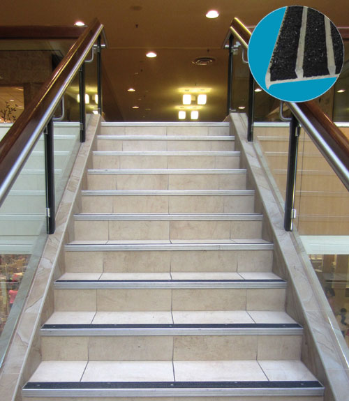 Bnp media - How to tile concrete stairs ...