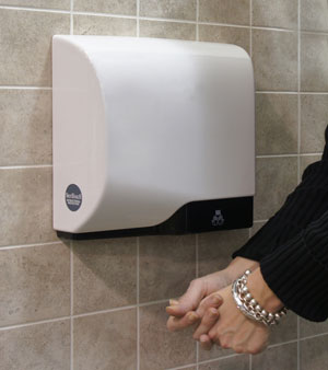 Ce Center Energy Efficient Hand Dryers