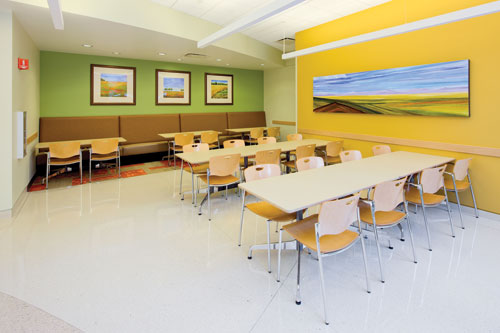 Ce center for Medical office paint colors