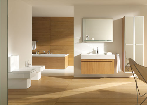 Furniture Treatments Elevate The Bathroom Design As A True Part Of Personal  Living Space.