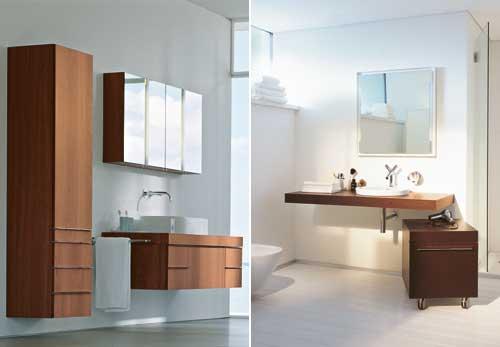 Bathroom Fixtures As Furniture