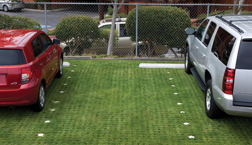 Ce Center Design Considerations For Vegetated Permeable Pavement