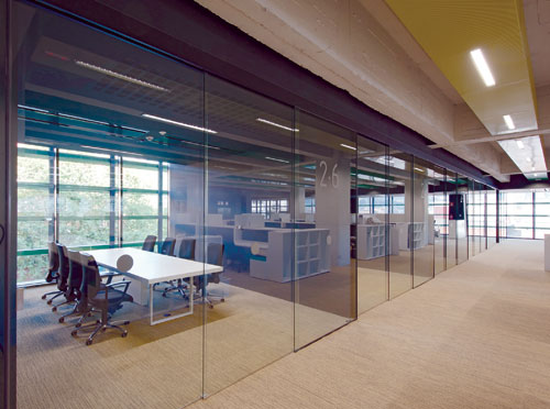 Interior Sliding Glass Doors Add To A Buildingu0027s Sustainability And  Contribute To LEED Points.
