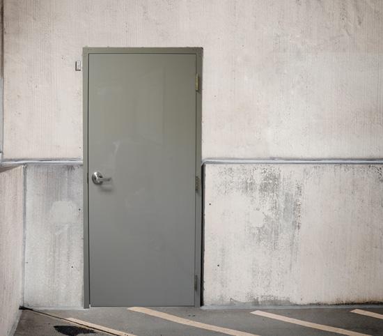 Flush Fiberglass Exterior Door Belleville Flush Fiberglass Smooth