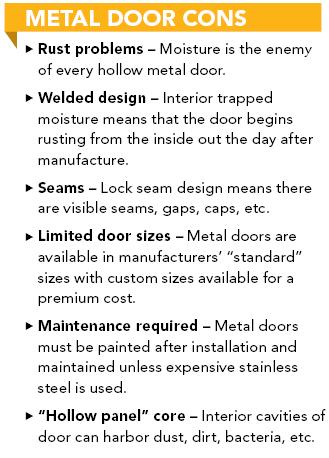 Ce center fiberglass door systems for Fiberglass doors pros and cons