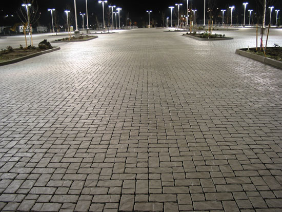 ce center paving the way for stormwater management