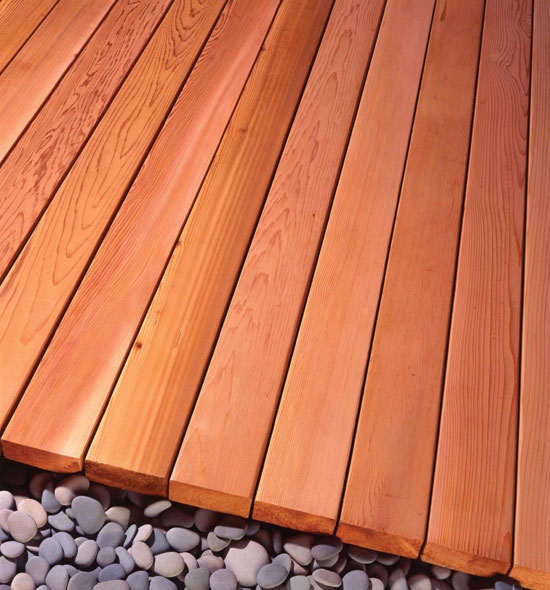 Ce center natural winner western red cedar and