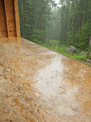 Moisture Resistant Resins Play A Part In The Effectiveness Of  High Performance Subfloors.