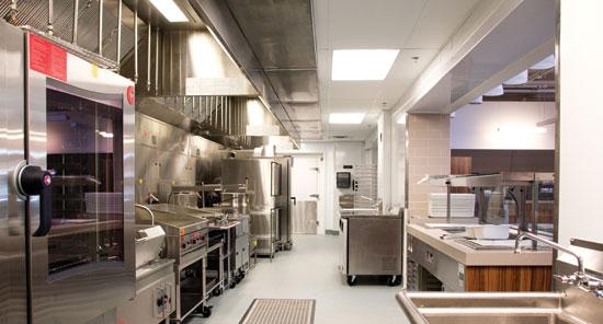 CE CENTER - Interim Executive Dining Facility Bridges Construction ...