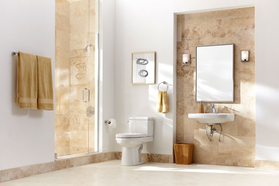 Bathroom and restroom design combines aesthetic and user needs with the need to comply with regulations and water usage performance.