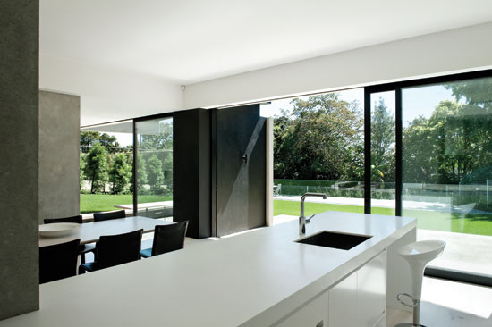 Optimizing energy use by capturing direct passive solar gains is entirely possible when using multi-slide glass doors.