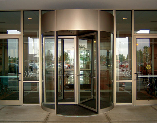 Ce center the ins and outs of revolving doors