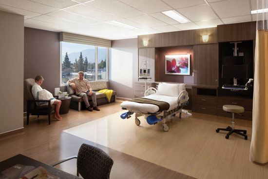 Kaiser Fontana Medical Center, Fontana, California