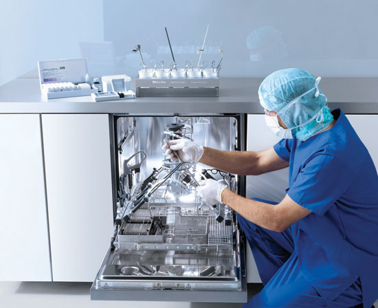 Ce center shifts in healthcare design create demand for - Miele professional ...