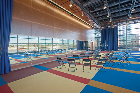Instructional spaces are particularly sensitive to good acoustics such that national standards have been developed for sound control in these settings.