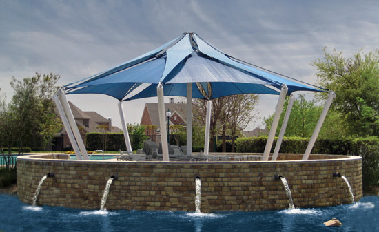 Fabric Shade Structures : Ce center architecture extraordinaire a primer on