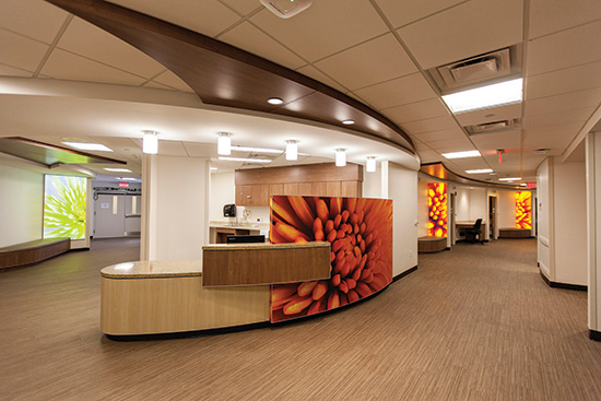 The design of healthcare environments has always been influenced by many factors and has necessarily responded and evolved based on those factors. Several trends have been observed recently that are worth noting.