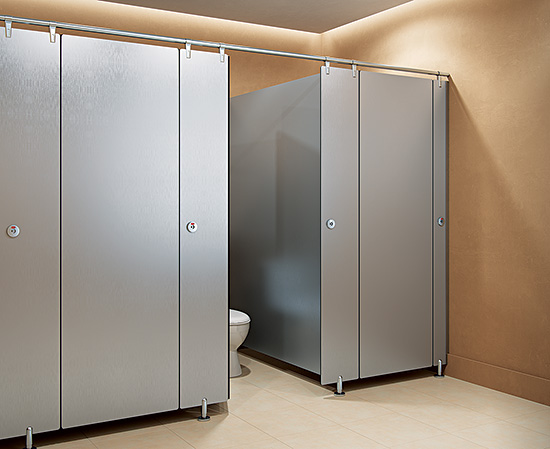 CE Center - Asi bathroom partitions