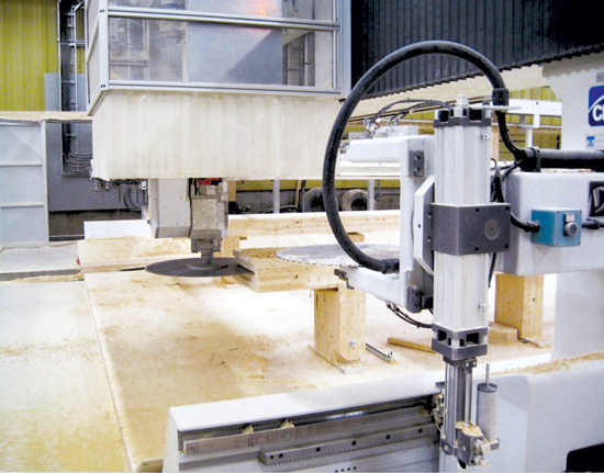 Modern Computer Numerically Controlled (CNC) connections provide the ability to fabricate joints with precision. This is especially useful when fabricating joints on large members with complex shapes.