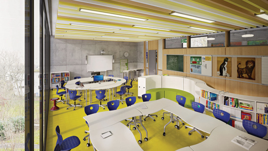 Classroom Environment Design ~ Ce center school buildings in designing for students