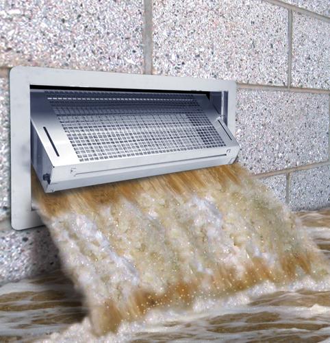 Flood Vents Garage : Bnp media