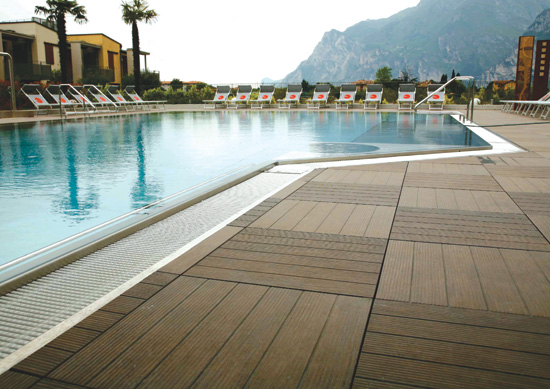 Porcelain pavers are increasingly specified in the U.S. for cost-effective aesthetic alternatives to traditional paver systems.