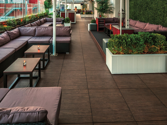 Porcelain pavers can be used in areas subject to high foot traffic and  where tables andCE CENTER  . Exterior Porcelain Pavers. Home Design Ideas