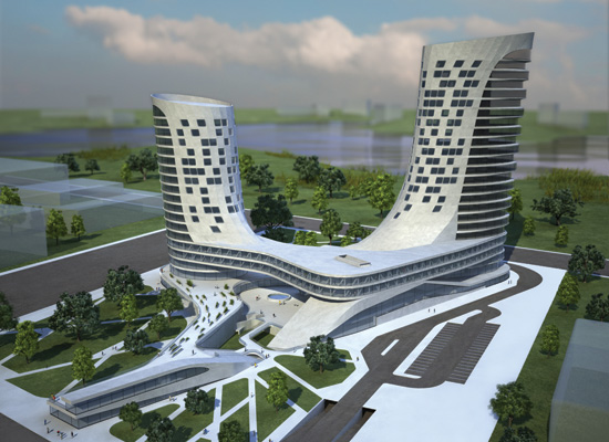 Ce center building information modeling as a design process for New york based architecture firms