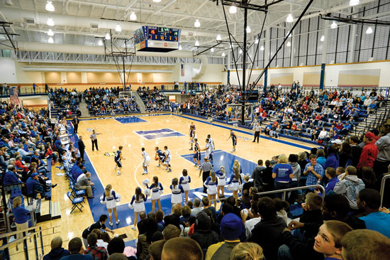 Basketball backstops can weigh thousands of pounds and tend to be located high up in the gymnasium. Unless they are secured safely, both when in use and when retracted between times of use, people below are in danger.