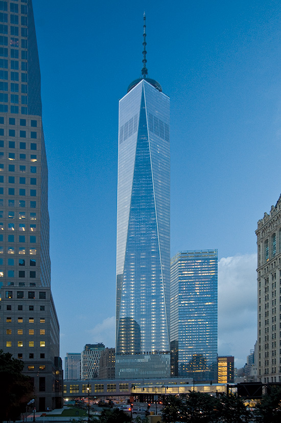 From the largest buildings, such as One World Trade Center, to the smallest homes, the design of the wall system will help determine the durability and thermal fitness of the entire structure. In this case mineral wool insulation helps the building achieve necessary fire resistance.