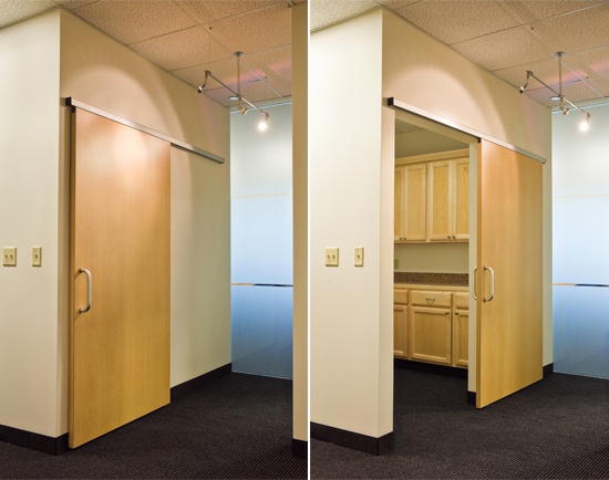 Ce Center Innovate With Sliding Door And Wall Systems