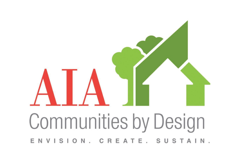 Logo of the Center for Communities by Design.