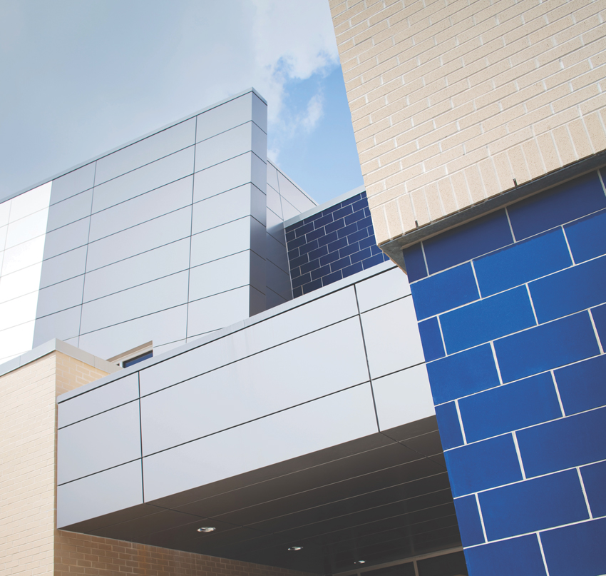 Masonry products are already engineered to fulfill the requirements of LEED v4.