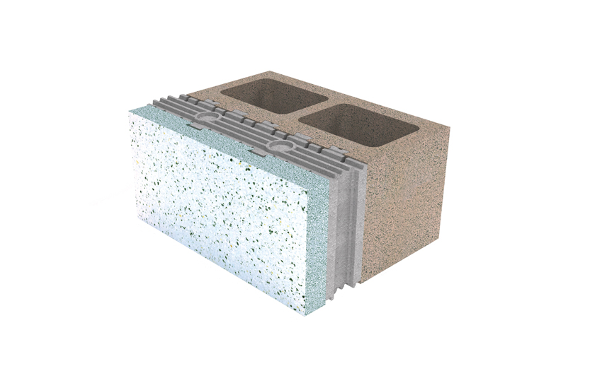 Ce center masonry and leed v4 for Insulated concrete masonry units