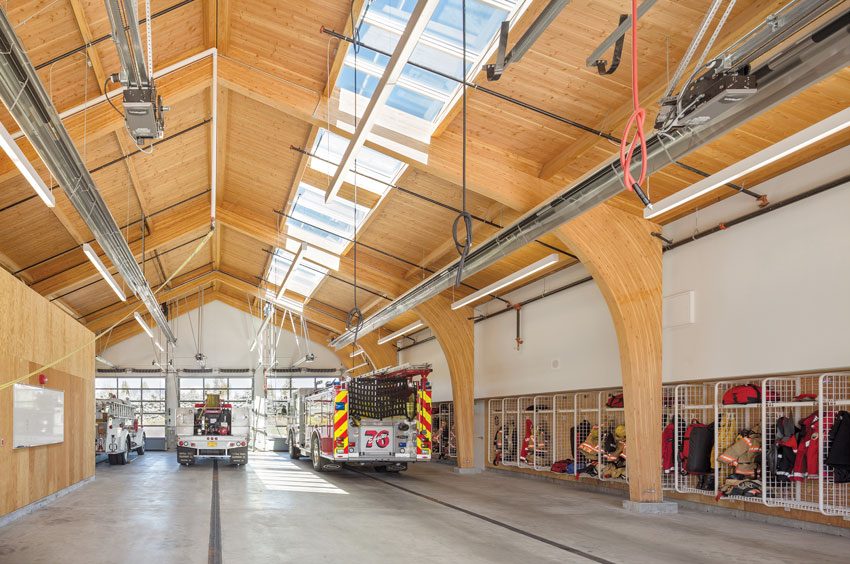 Fire Station 76: Gresham, Oregon