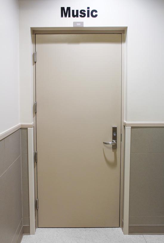 Safe Room Design: Tornado Door & Storm Door Or Door For Safe Room Construction
