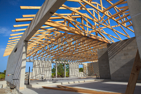 Ce Center High Performing Resilient Wood Framed Roofs