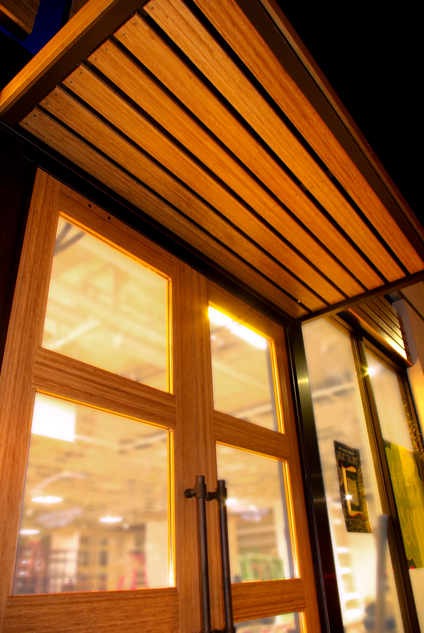 LVB materials and components, whether modular or custom, can be used for commercial entries, operable windows, movable wall systems, lift and slide systems, garage doors/openings, and skylights, as well as storefront and curtain wall assemblies.