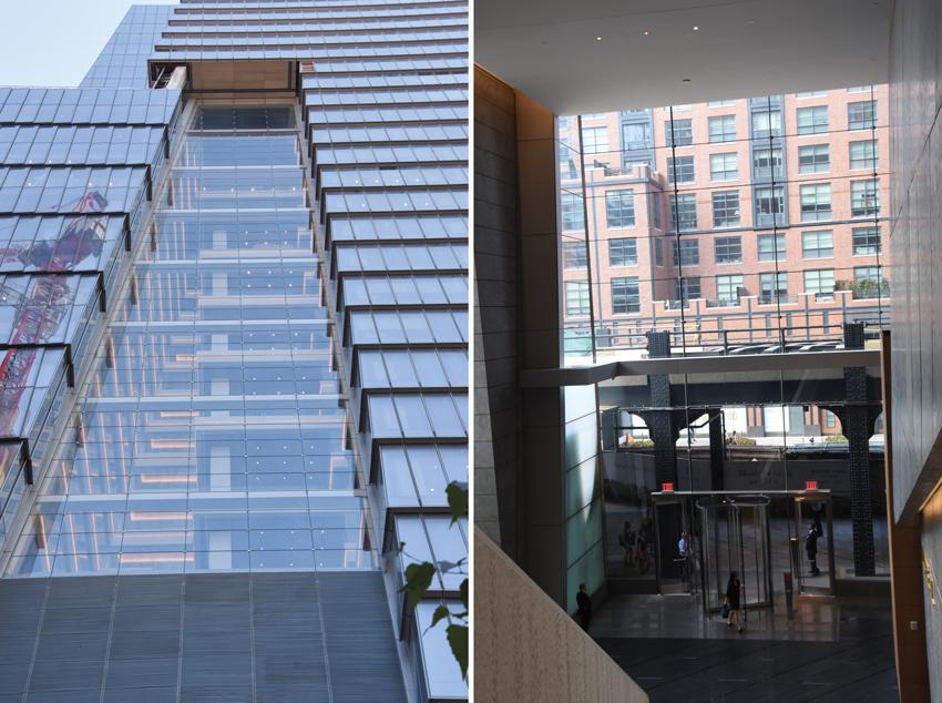 Photo of 10 Hudson Yards in Manhattan.