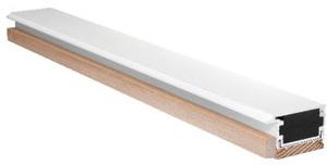 Aluminum-wood example.