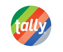 Tally logo.