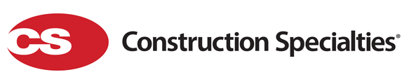 Construction Specialties logo.