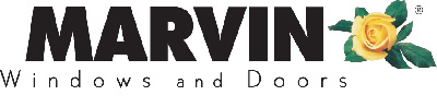 Marvin Windows and Doors logo.