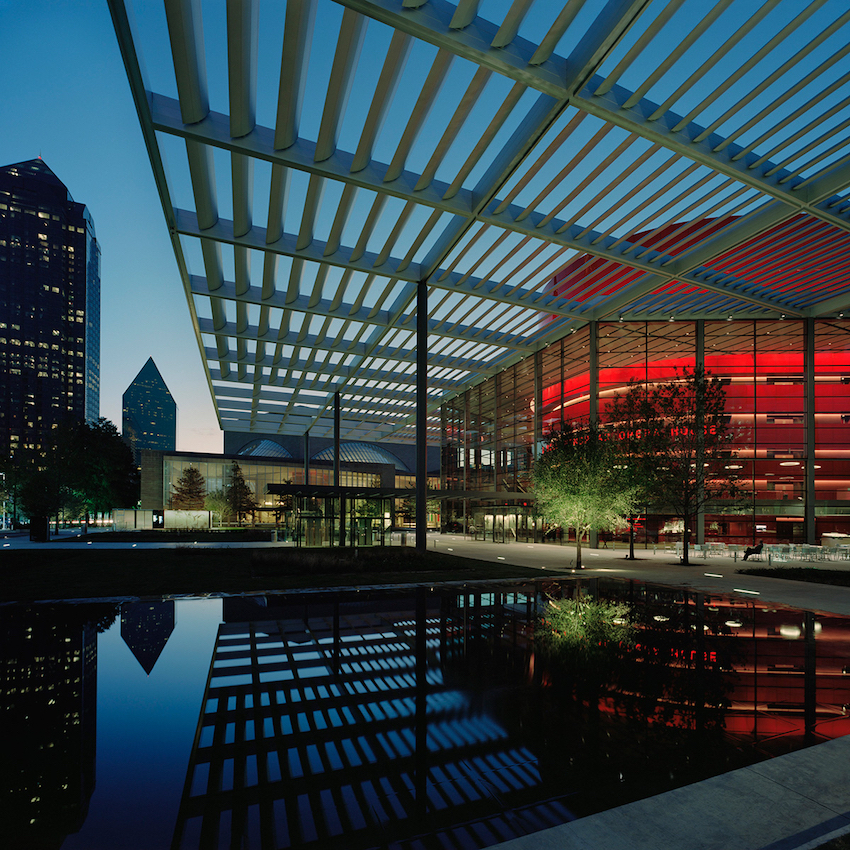 The Winspear Opera House by Foster + Partners